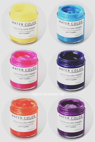 radical possibility: Temporary Hydrating Hair Color Mask | Hair There and Everywhere | Scoop.it