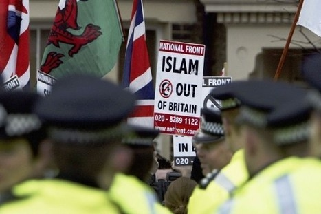National Front plan recruitment drive outside Scottish school gates | My Scotland | Scoop.it