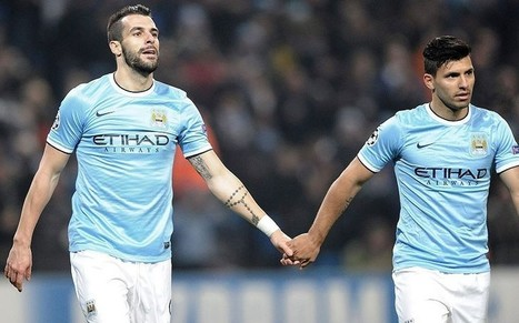 Manchester City's Alvaro Negredo says partnership with Sergio Aguero clicked from day one - Telegraph | Fantasy League Digest | Scoop.it