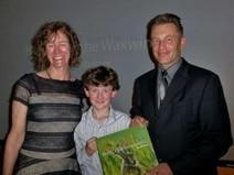 Charming waxwing story wins prize for Fair Isle filmmaker ...   Shetland Islands   Scoop.it