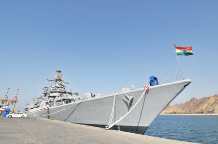 Ship corridor has played key role in tackling piracy: Indian naval official - Oman | Maritime security | Scoop.it