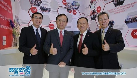ក្រុមហ៊ុន DuPont៖ តំបន់អាស៊ានជាគោលដៅសម្រាប់កំណើនអាជីវកម្មនៅថ្ងៃខាងមុខ | Kampuchea Thmey | DuPont ASEAN | Scoop.it