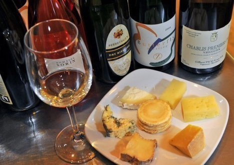 The Science Behind Wine and Cheese Pairings | enjoy yourself | Scoop.it