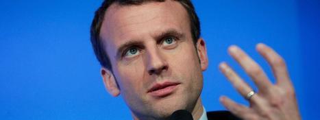 Le mouvement politique d'Emmanuel Macron est lié à un think tank proche du patronat   La Transition sociétale inéluctable   Scoop.it