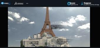 Historia de París en 3D ~ Docente 2punto0 | Las TIC y la Educación | Scoop.it