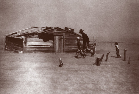 nDepth: Surviving the Dust Bowl Storms of the 1930's | Newsok.com | The Dust Bowl - A.Moreno | Scoop.it