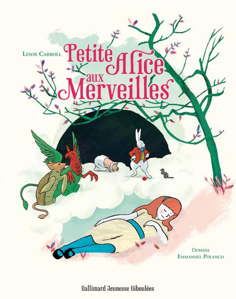 Quand Lewis Carroll adapte son «Alice» pour les plus petits | Lecture | Scoop.it
