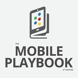 The Mobile Playbook | Mobile Guru | Scoop.it