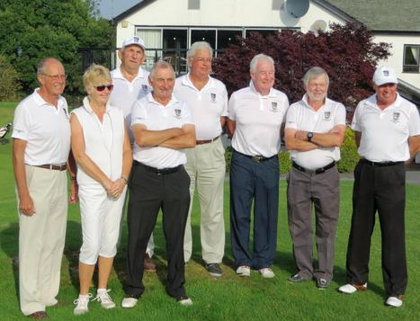 Windermere golfers exact revenge over Spanish counterparts - The Westmorland Gazette   Windermere And Bowness   Scoop.it