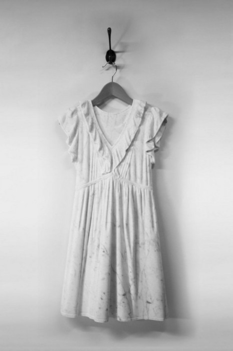 Mind Blown – These Soft-Looking Dresses Are Actually Carved from Marble | Strange days indeed... | Scoop.it