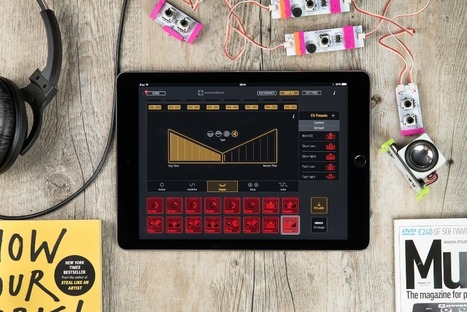 Why should you make music with an iPad? | thIS Magazine | The LiVeRATION News | Scoop.it