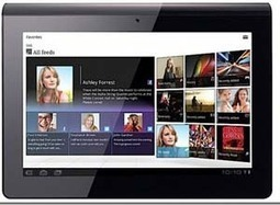 SONY TABLET S AMAZING AND LATEST GADGETS | Gadget Shopper and Consumer Report | Scoop.it