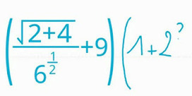 MyScript Calculator: Une calculatrice très intelligente pour Android   Time to Learn   Scoop.it