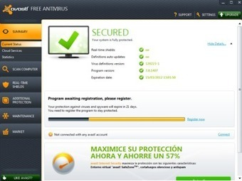 Download Avast! Free Antivirus 2013 – Free 1 Year License Key For Windows ~ Antivirus-Download | Freeware PC Software | Scoop.it
