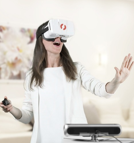 VicoVR   Wireless, Full Body Tracking Sensor for Mobile VR   Interactive tools & reference   Scoop.it