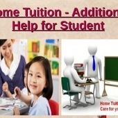 Effective Home Tuition Service | Education | Scoop.it