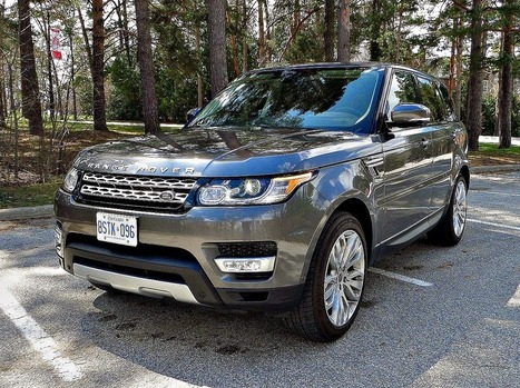 Automobiles Base: Range Rover and RR Sport 2015 get list of upgrades   Automobiles   Scoop.it