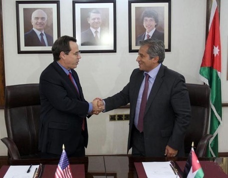 Jordan, US sign $17m wheat grant agreement | Agricultural & Horticultural Industry News | Scoop.it