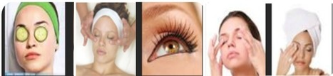 Banish your under eye bags and diminish your dark circles by following simple steps | We are FingerBooth Ready | Scoop.it