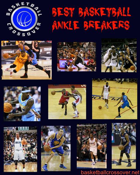 Best Basketball Ankle Breakers 2015 NBA - Basketball Crossover   Basketball Locker   Scoop.it