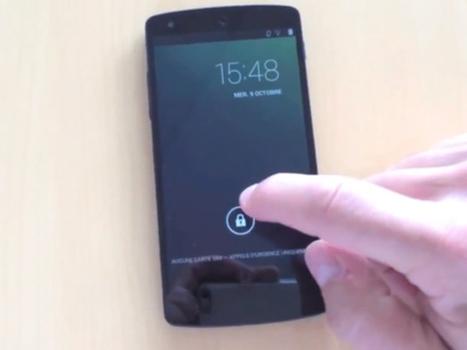 Nexus 5 : une vidéo du prototype publiée par erreur par SFR   Fredzone   Free Mobile, Orange, SFR et Bouygues Télécom, etc.   Scoop.it