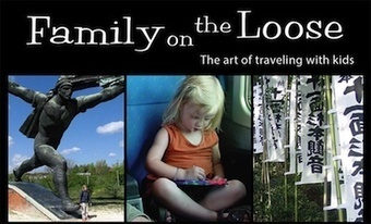 Travel with Kids: Family on the Loose Giveaway | Preschool Spanish | Scoop.it