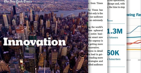 The Full New York Times Innovation Report | Fuel for digital strategic marketers | Scoop.it