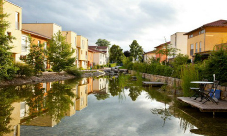 Eco-villaggio di Arkadien Winnenden, in Germania | scatol8® | Scoop.it