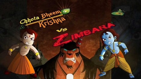 Chhota Bheem aur Krishna vs Zimbara (2013) Worldfree4u – Watch Online Full Movie Free Download 150MB – HEVC | Tvcric.com | TvCric.Com | Scoop.it