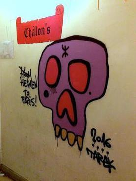 REHAB 1 – Exposition Éphémère de Graffiti | The art of Tarek | Scoop.it