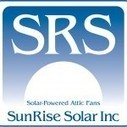 SunRise Solar-powered ventilation systems | Greening your home | Scoop.it