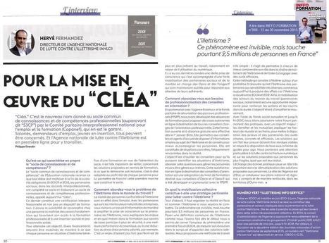 Pour la mise en œuvre du CléA | Cléa | Scoop.it