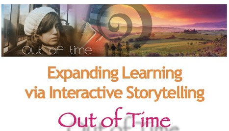 Expanding Learning via Interactive Online Storytelling | WizIQ Live Online Classroom | Scoop.it