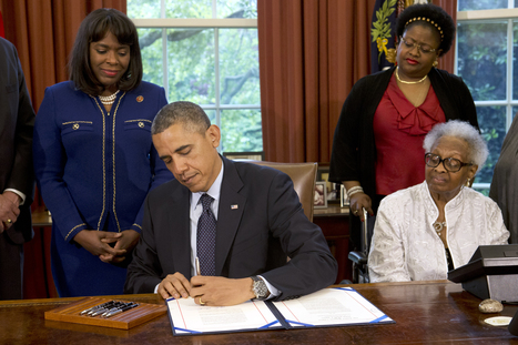 Obama signs bill honoring four little girls killed in Birmingham bombing - MSNBC | Martyrs of the Civil Rights Movement | Scoop.it
