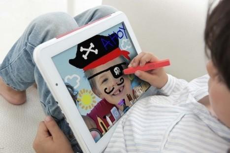 Cinque tablet per bambini: come scegliere quello giusto | Mal di Tech | WEBOLUTION! | Scoop.it
