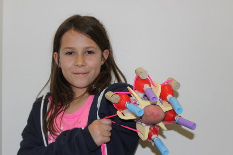 Kids Design Their Own Prosthetics in 'Superhero Cyborgs' Workshop - Good.IS | Art and English language tips | Scoop.it