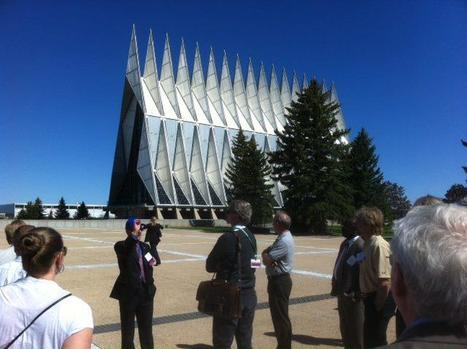 SCUPers on Tour at the Air Force Academy, May 4 | SCUP Links | Scoop.it
