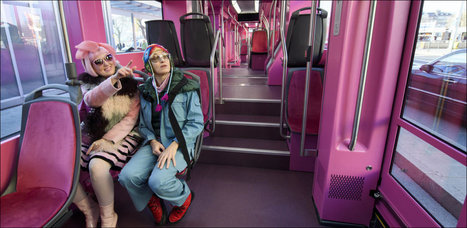 Les transports genevois voient la vie en rose | SNOTPG - Site Non Officiel des tpg | Scoop.it