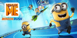 Despicable Me Minnion Rush v1.1.0 APK Free Download | games full | Scoop.it