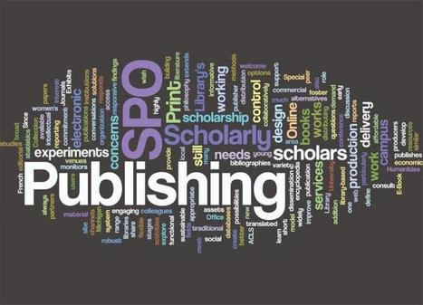 Top 5 Emerging Trends to watch out for... in Academic Publishing in 2014 | Open Knowledge | Scoop.it