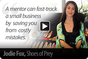 Mentor Helps Shoe Entrepreneur Fast-Track Business Growth and Success + Impor... | Information for Small Business | Scoop.it