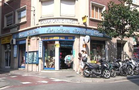 Es traspassa la botiga Nens i Nenes, des de 1978 al carrer Gran de Gràcia | Plaça Lesseps | Scoop.it
