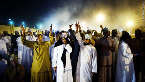 Oman pardons 234 arrested during protests | Coveting Freedom | Scoop.it