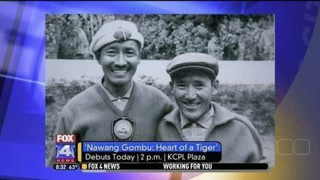 'Nawang Gombu' documentary debuts in KC   WDAF   OffStage   Scoop.it