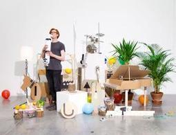 Music-making card turns objects into wacky instruments | Music, Theatre, and Dance | Scoop.it