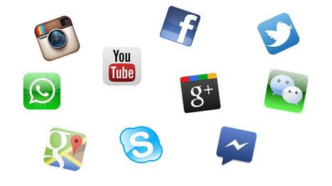 Smartphone : le top 10 des applications les plus utilisées dans le monde - High-Tech - MYTF1News   Innovations, Applications, technologies   Scoop.it