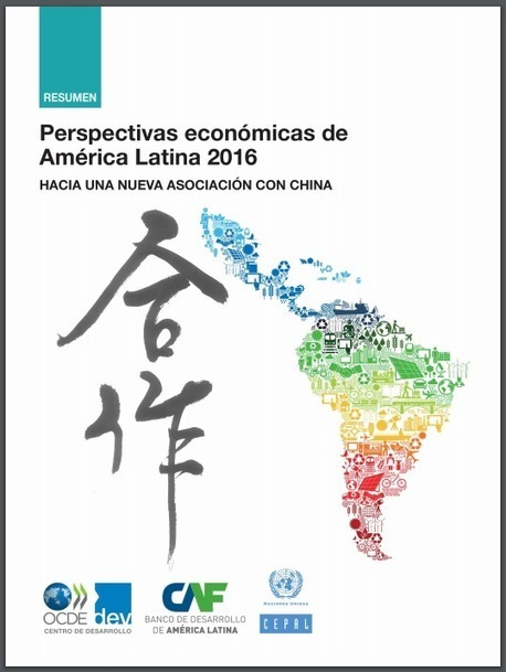 Perspectivas económicas de América Latina 2016 | RedDOLAC | Scoop.it