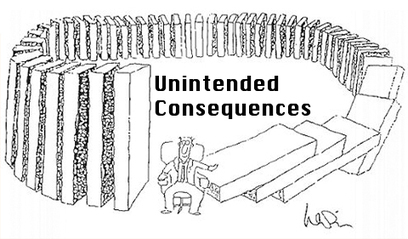 Unintended Consequences « Interaction Institute for Social Change Blog | Patterns Network Denver | Scoop.it