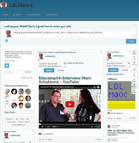 Web2-Unterricht: Lehrer News zu neuen Medien im Unterricht   MOOCs   Scoop.it