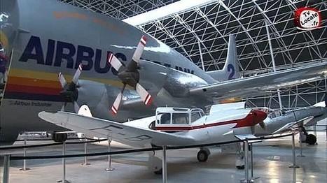 Musée aéronautique Aéroscopia de Blagnac, 1 an déjà... @aero_scopia  @Bernard_Keller  - Vidéo TvLocale Blagnac   Musée Aeroscopia   Scoop.it